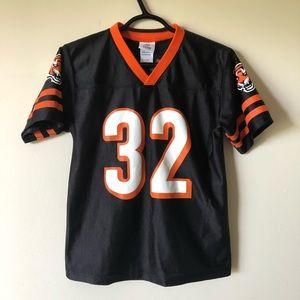 NFL Cincinnati Bengals #32 Cedric Benson Jersey
